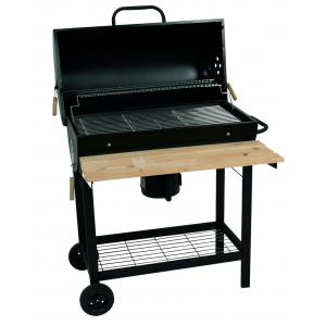 Houtskool barbecues Barbecue drummodel