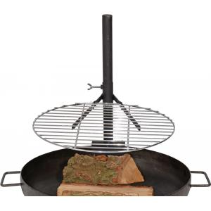Houtskool barbecues Dallas vuurschaal BBQ rooster 40cm