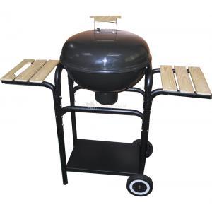 Houtskool barbecues Kogelbarbecue Wagenmodel