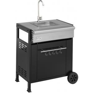 Buitenkeukens Patron cart Tap wash